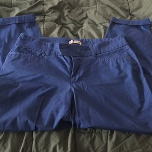 🌺 2 for $10 Dockers blue chino pants